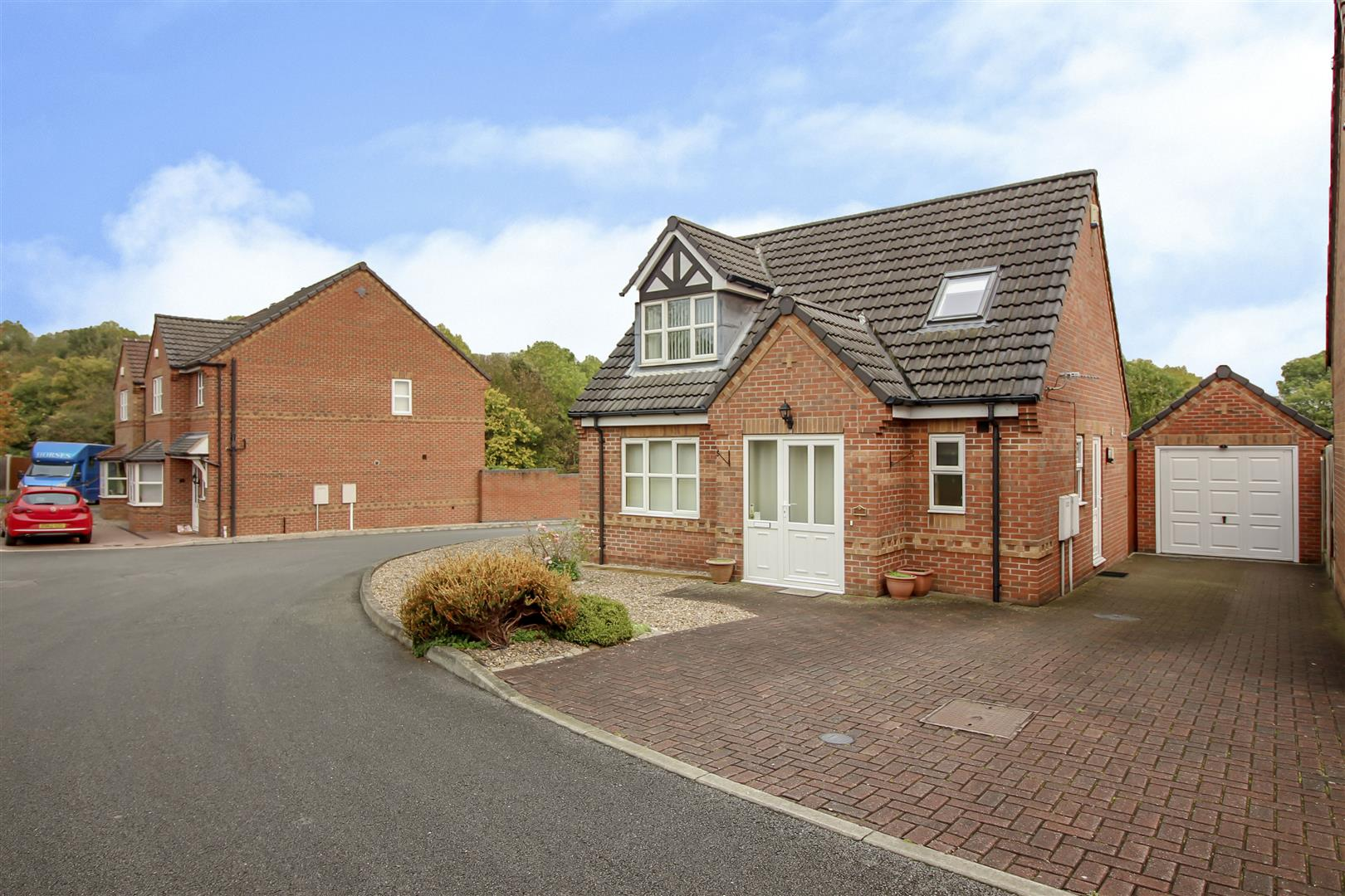 2 Bedrooms Detached House for sale in Daniel Mews, Sandiacre, Nottingham